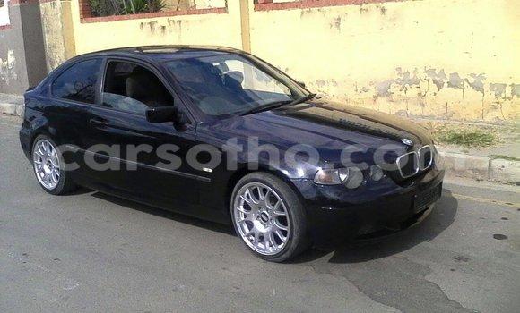 Buy BMW 3-Series Black Car in Maseru in Maseru