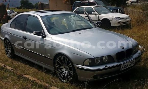 Buy BMW 5-Series Silver Car in Maseru in Maseru