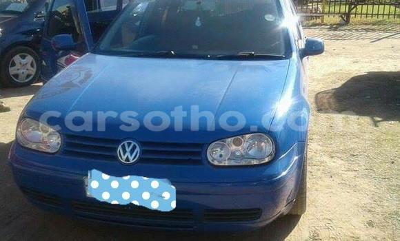 Buy Volkswagen Golf Blue Car in Maseru in Maseru