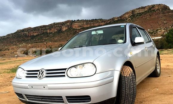 Buy Volkswagen Golf Silver Car in Maseru in Maseru