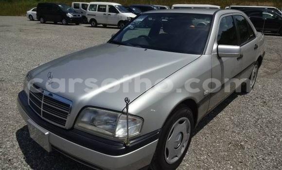 Buy Mercedes-Benz C-Class Silver Car in Maseru in Maseru
