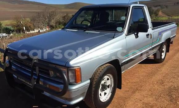 Buy Toyota Hilux Silver Car in Maseru in Maseru