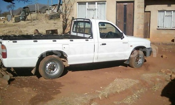 Buy Ford Ranger White Car in Maseru in Maseru