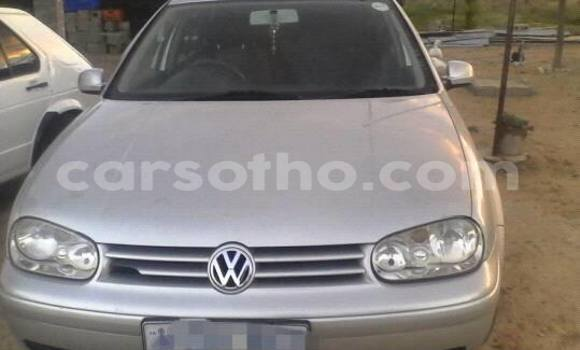Buy Volkswagen Golf Silver Car in Maseru in Maseru