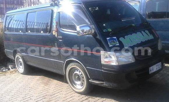 Buy Toyota Hiace Black Car in Maseru in Maseru
