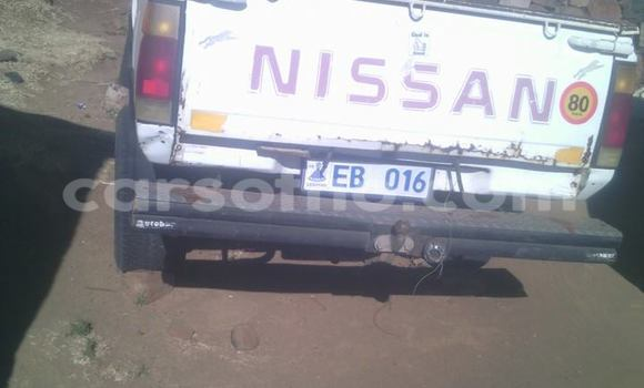 Buy Nissan Pickup White Car in Maseru in Maseru