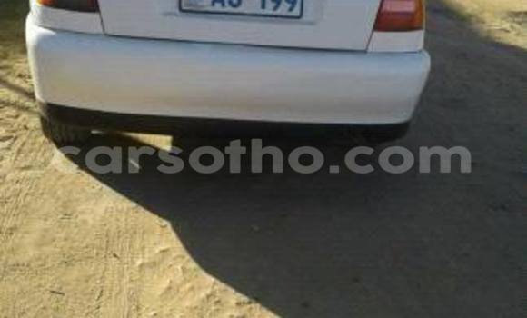 Buy Volkswagen Polo White Car in Maseru in Maseru