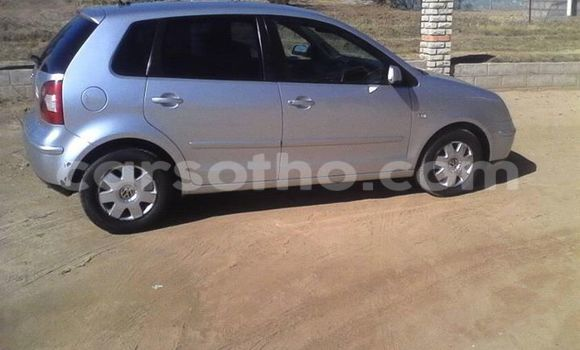Buy Volkswagen Polo Silver Car in Maseru in Maseru