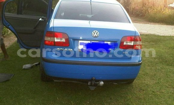 Buy Volkswagen Polo Blue Car in Maseru in Maseru